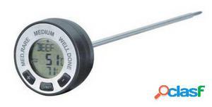 Lacor Termómetro digital con alarma