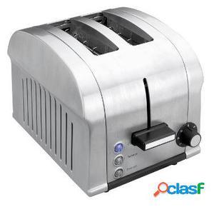 Lacor Tostadora eléctrica luxe 850 watt 2 ranuras