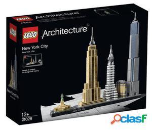 Lego Architecture de la ciudad de Nueva York 21028