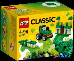 Lego Classic Caja Creativa Verde 10708 576 gr