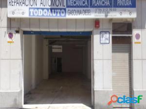 Local comercial en Alquiler en Valencia Valencia
