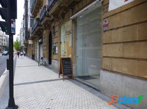 Local comercial en calle San Martin.