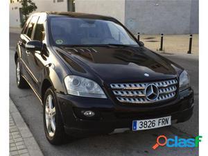 MERCEDES Clase ML diesel en Fuenlabrada (Madrid)