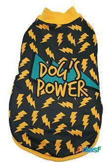 MI&DOG Abrigo Capa Felpado Dogs Power T-20 70 GR
