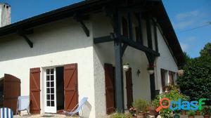 Magnifica casa en la playa de las Landas, Francia a 80Km. de