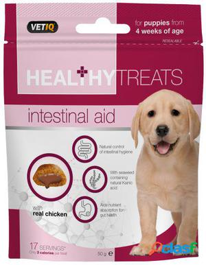 Mark & Chappell Snacks Intestinal Aid Treats For Puppies