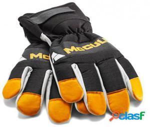 McCulloch Guantes de protección para motosierras