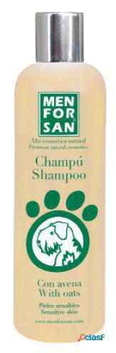 Men For San Champu Perros Con Avena 300 Ml 310 gr