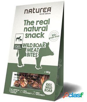 Naturea Snack para Perro de Carne de Jabali 80 GR