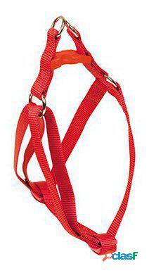 Nayeco Arnés para Perros Basic Rojo Talla M 100 GR