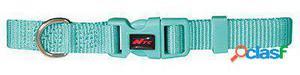Nayeco Collar para Perros Basic Aguamarina Talla M 100 GR