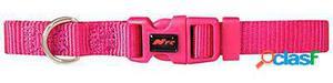 Nayeco Collar para Perros Basic Fucsia Talla M 100 GR