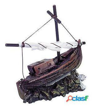 Nayeco Figura Acuario Barco de Pesca 100 GR
