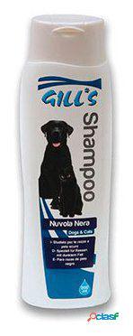 Nayeco Gill'S Champú Pelo Negro para Perros y Gatos 200 Ml