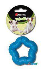 Nayeco Juguete para Perros Pequeños Flor de Goma 3x100 GR