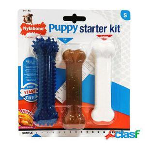 Nylabone Puppy Starter Kit S Puppy/Extreme/Dental 140 gr