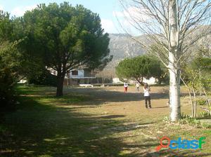 Parcela con inmejorables vistas en la Sierra de Madrid