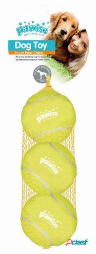 Pawise Pack 3 piezas Pelotas Tennis 180 GR