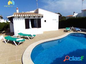 Precioso Chalet con licencia turisitca, piscina y parcela