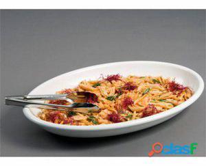 Pujadas Fuente oval honda melamina idónea para buffet y