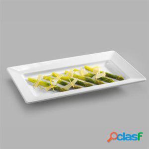 Pujadas Fuente rectangular melamina idóneo para bufetes y