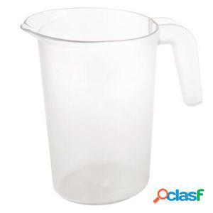 Pujadas Jarra policarbonato apilable 2 litros homologado