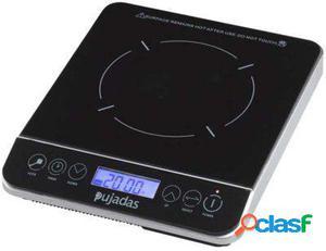 Pujadas Placa inducción pequeña con reloj temporizador
