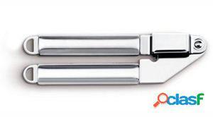 Pujadas Prensa ajos de acero inoxidable 18,5 centímetros