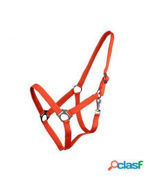 QHP Cabezada Ajustable naranja cob