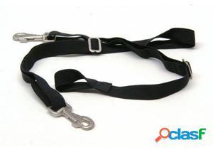 QHP Cuerdas elásticas para pata negro