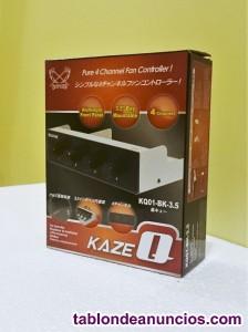 Regulador de refrigeración para pc scythe kaze