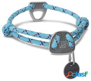 Ruffwear Collar Perro Knot-a-Collar Perro Blue Atoll 14-20