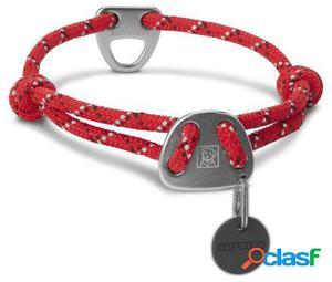 Ruffwear Collar Perro Knot-a-Collar Perro Red Currant 20-26