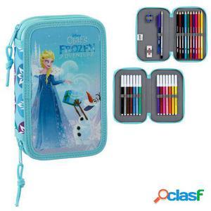 Safta Plumier Frozen Doble 13X20X4