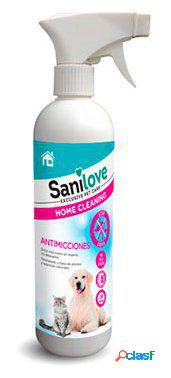 Sanicat Sanilove Antimicciones para Perros Y Gatos 500 GR