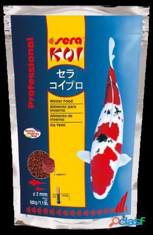 Sera Koi Professional Alimento Para Invierno 500 gr 500 GR