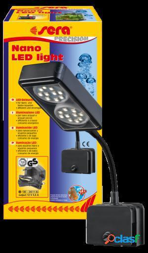 Sera Led Light 3X2 W Para Acuario Y Terrario 382 gr