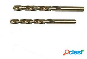 Silverline Brocas de cobalto 2 piezas 2 mm