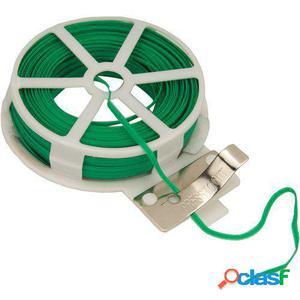 Silverline Cuerda de alambre plastificado para el jardín 30