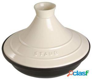 Staub Tajine Pequeña Redonda 28 centímetros - 1,41 litros