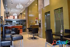 Traspaso de Bar-Cafetería en el centro de Santa Cruz