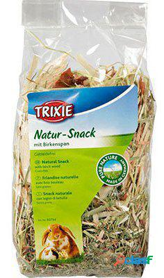 Trixie Snack de Heno con Virutas de Madera 100 GR