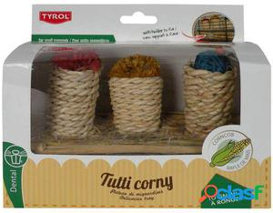 Tyrol 3 Delicacies With Support Tutti Corny 75 GR