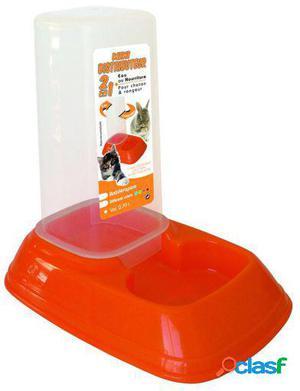 Tyrol Mini Dispenser Water/Food 0.7L Non-Slip 95 GR