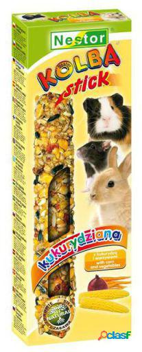 Tyrol Stick For Rodents And Rabbits With Corn And Vegetables