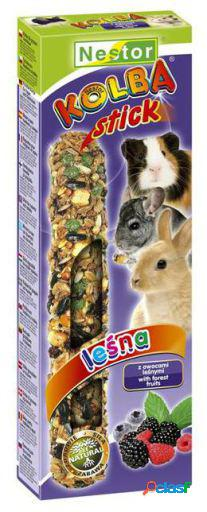 Tyrol Stick For Rodents And Rabbits With Forest Fruits 765