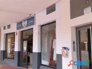 Venta de local comercial situado en zona centro.