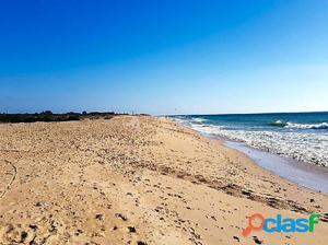 Venta de un espectacular terreno en primera línea de playa