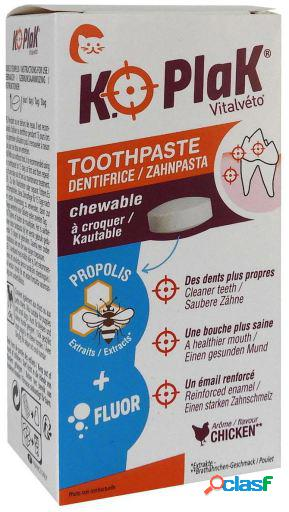 Vitalvéto Chewable Toothpaste For Cat K.O Plak. 270 GR