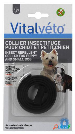Vitalvéto Insect Repellent Collar 3Months Puppy/Small Dog